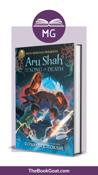 Review | Aru Shah and the Song of Death