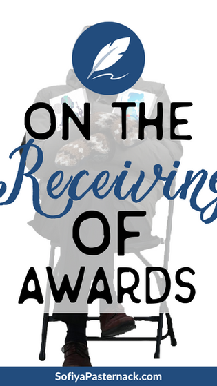 On the Receiving of Awards