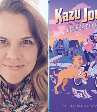 Shauna Holyoak: Kazu Jones and the Denver Dognappers