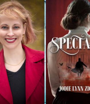 Jodie Lynn Zdrok: Spectacle