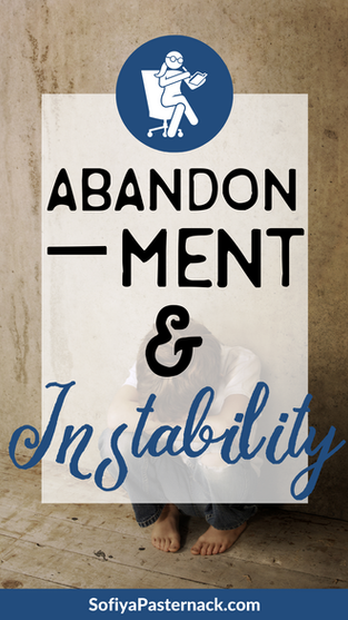 CHARACTER THERAPY | Abandonment/Instability