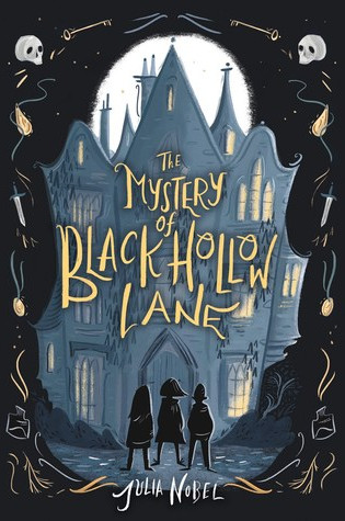 Review: The Mystery of Black Hollow Lane