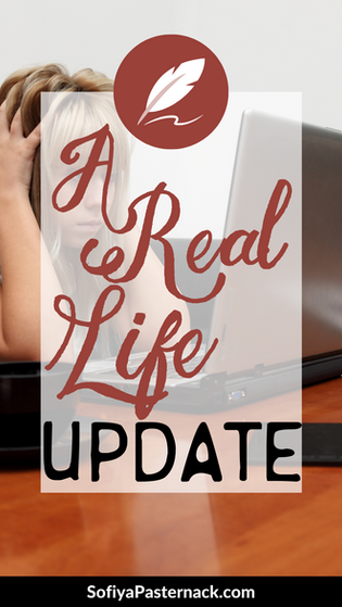 A Real Life Update | The Home Stretch