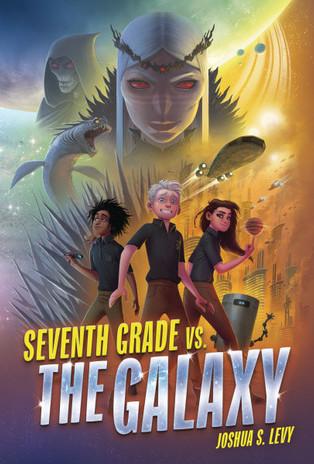Review: Seventh Grade vs the Galaxy