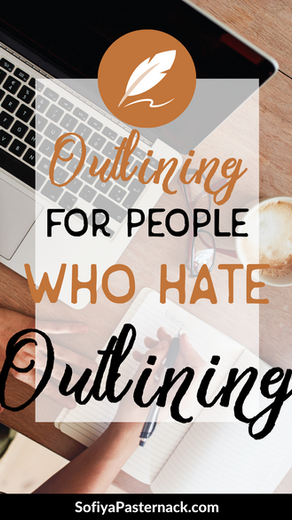 Outlining for People Who Don't Like Outlining