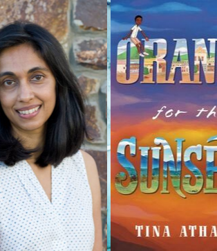 Tina Athaide: Orange for the Sunsets