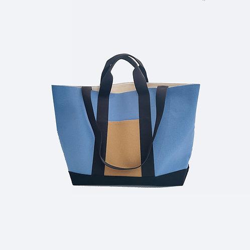 TOOL XL - Flanelle  - Bleu