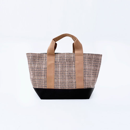 TOOL S - Camel Houndstooth