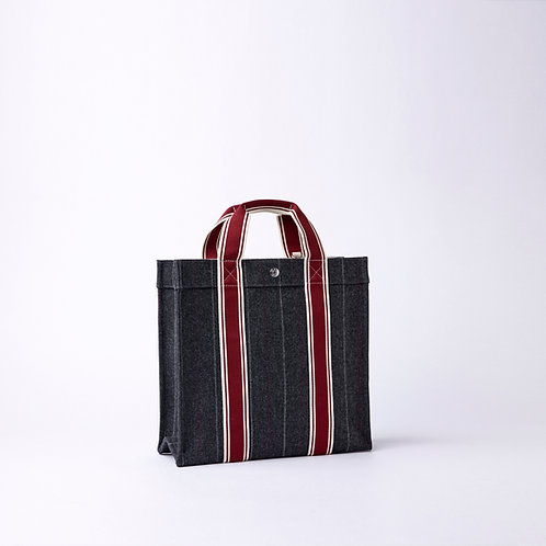 COURSE TOTE  - Grey Flannel Suit