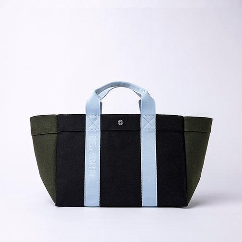 PARCOURS MEDIUM  - Flannel Black, Blue Logostrap