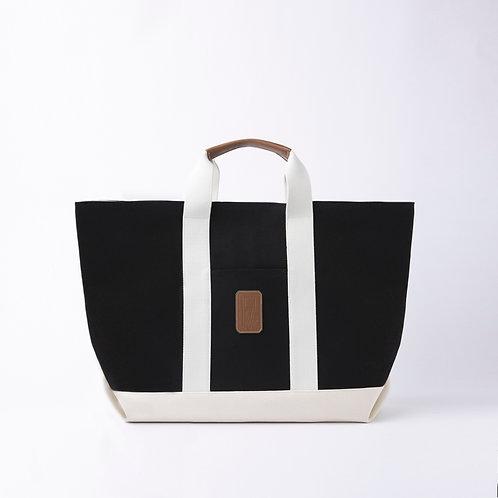 TOOL BAG  EXTRA LARGE - Black & White