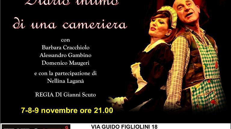Diario Intimo di una Cameriera 7/8/9 NOVEMBRE ore 21:00