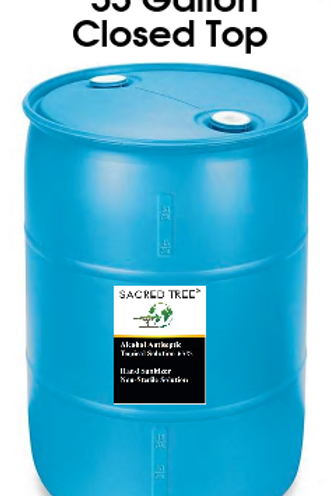 Hand and Surface Sanitizer-Gel- 55 Gallon Drum