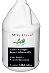 Hand and Surface Sanitizer, Gel- 1 Gallon