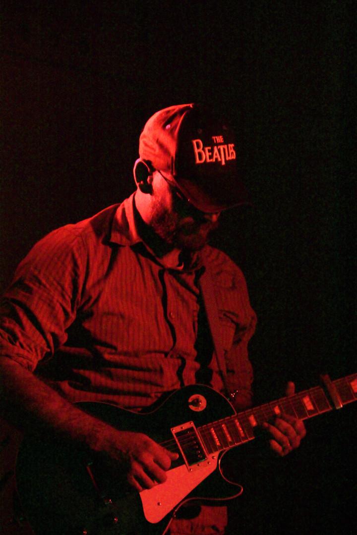 Cédric, guitariste Les Accroch'coeur