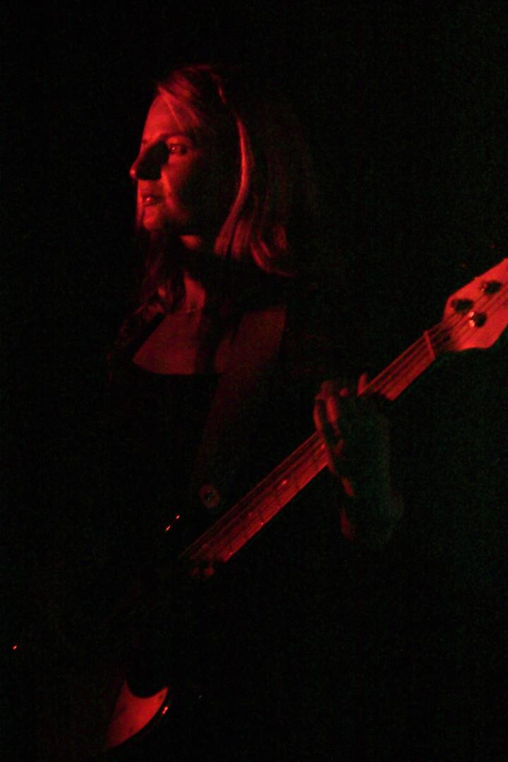 Caro, bassiste des Accroch'coeur