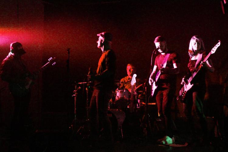 Les Accroch'coeur groupe de musique, Cloyes