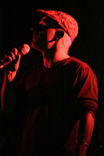 Kamanou, chanteur Les Accroch'coeur