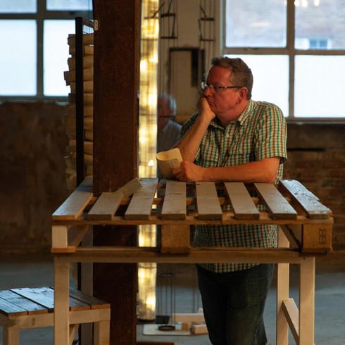 Jonathan Adkins, Designer