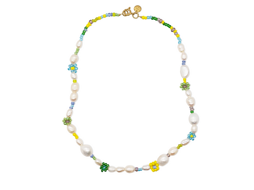 SWEETWATER PEARL CHOKER IN CHAINS JEWELRY