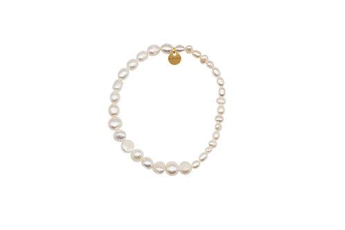 Fußkettchen aus Perlen