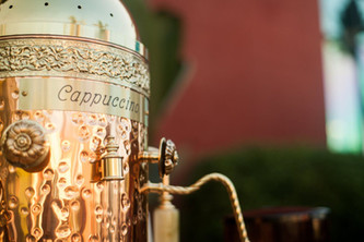 Our Beautiful Espresso Machine