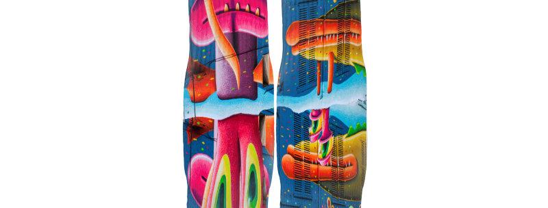 Over The Sea Streetwear Socks