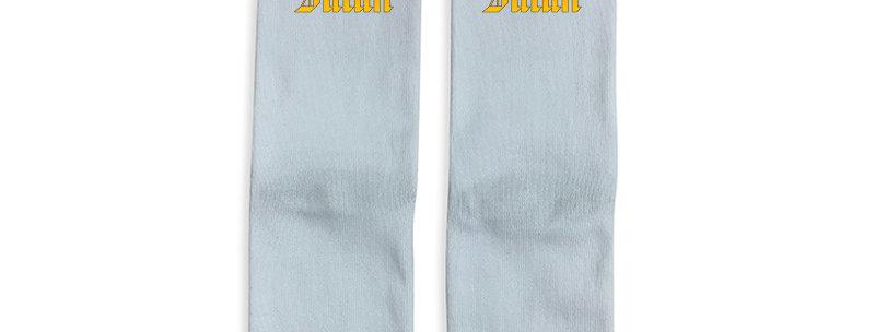 Not Today Satan Casual Socks