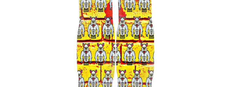The Jacked Rabbit Streetwear Socks