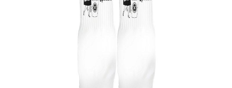 Their Opinions Streetwear Socks