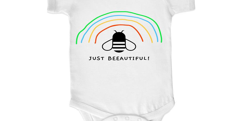 Beeautiful Baby Bees Onesie