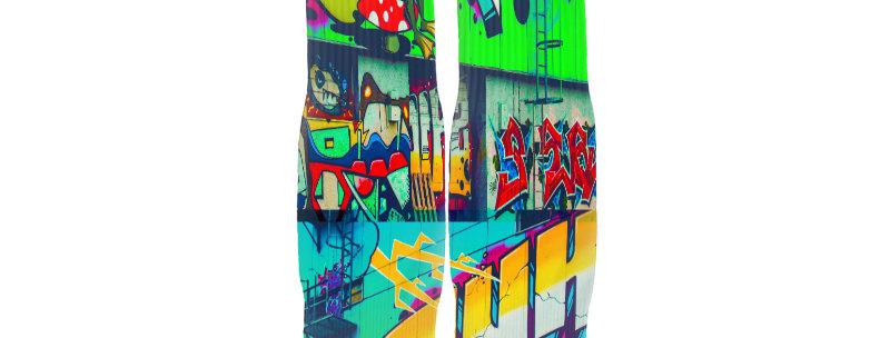 Drunken Frog Streetwear Socks
