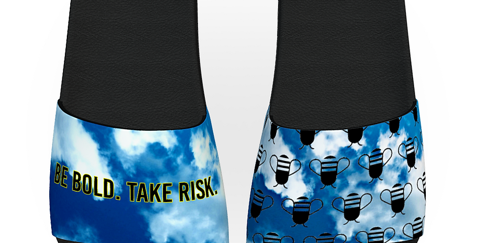 Cloudy w/ A Chance of Risk Bee Slides