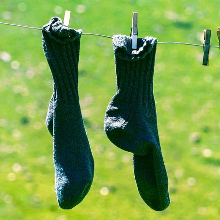 61 things you can do with your old mismatched socks