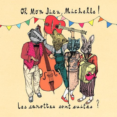 """Album """"Les carottes sont cuites?"""""""