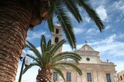 Cathedral in Chania