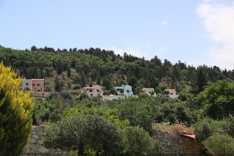 Villa Mia on the hillside