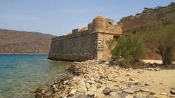 Spinalonga fortress