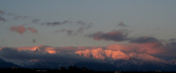 More snowy peaks