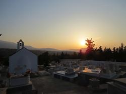 Agios Georgios church & cemetery