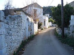 Quiet road back home
