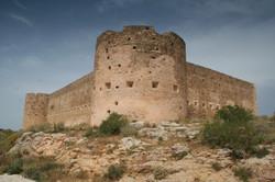 Turkish castle at Aptera