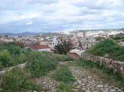Chania town walls