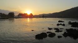 Sunset at Georgioupois