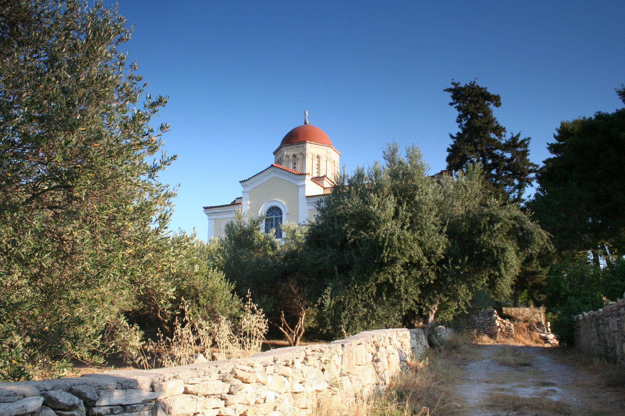 One of the two main churches