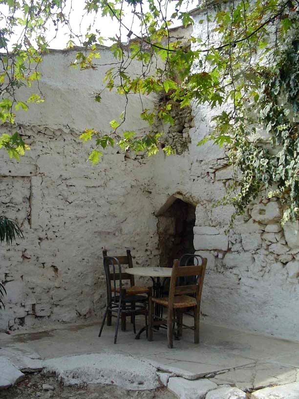 Taverna by the square