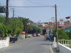 Gavalochori main street