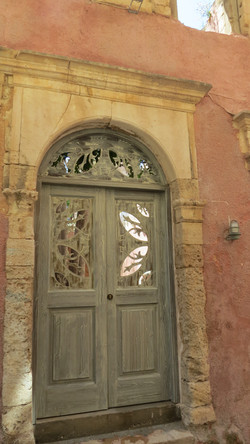 Typical Venetian doorway