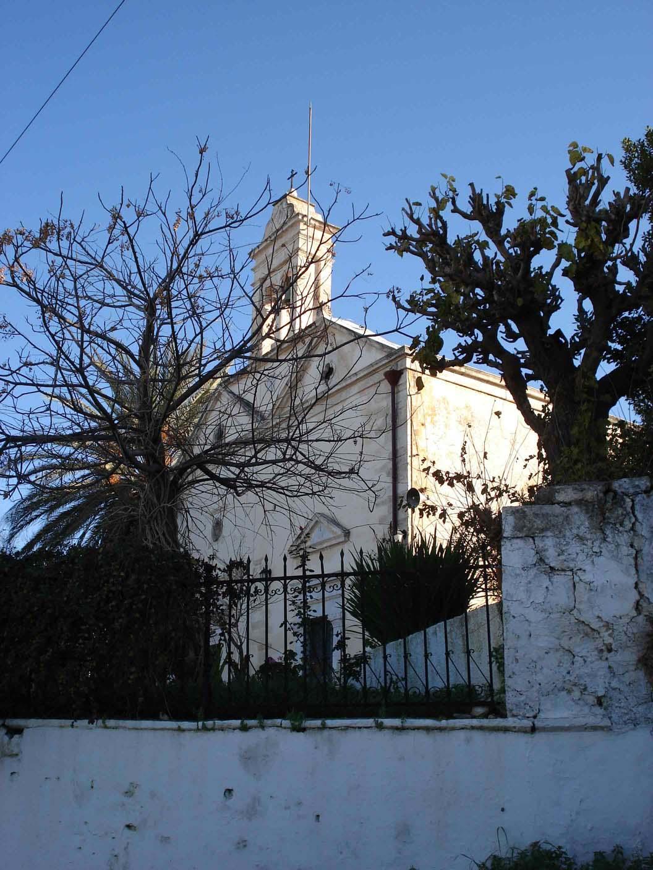 Nearest church