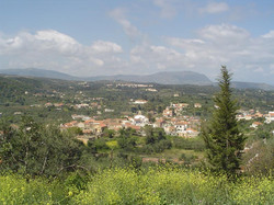 Gavalohori village